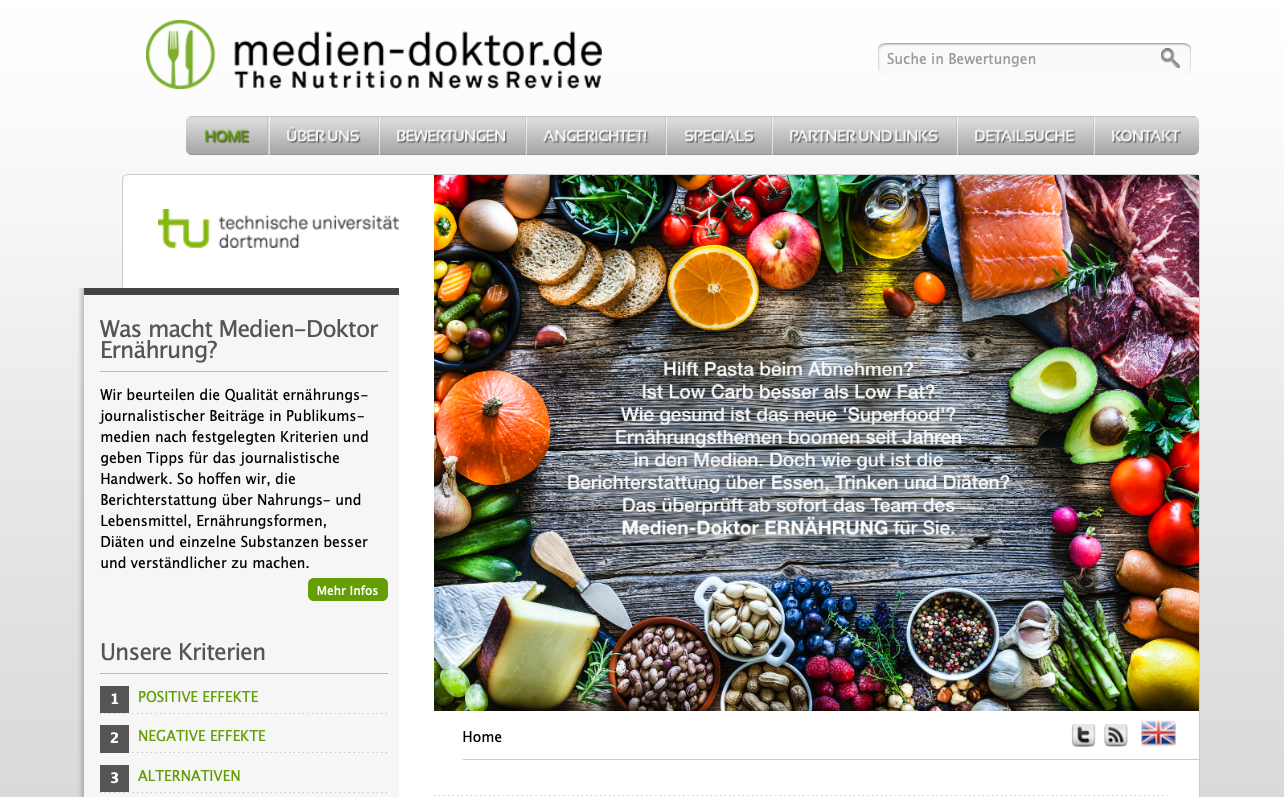 medien-doktor Ernährung